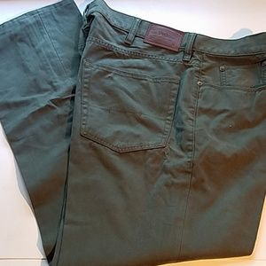 POLO Ralph Lauren Authentic Dungarees Green Pants